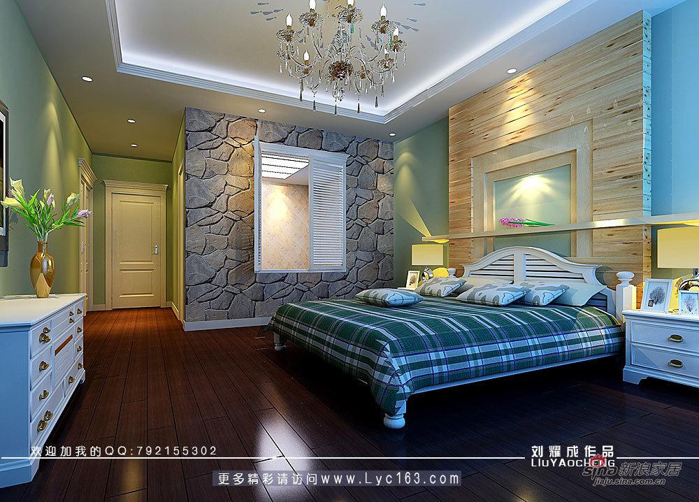 田园 别墅 卧室图片来自用户2737791853在和谐田园37的分享