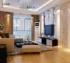 130平三居室舒适简约设计48