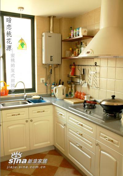 简约 复式 厨房图片来自用户2558728947在超甜美田园风情复式居室设计220的分享