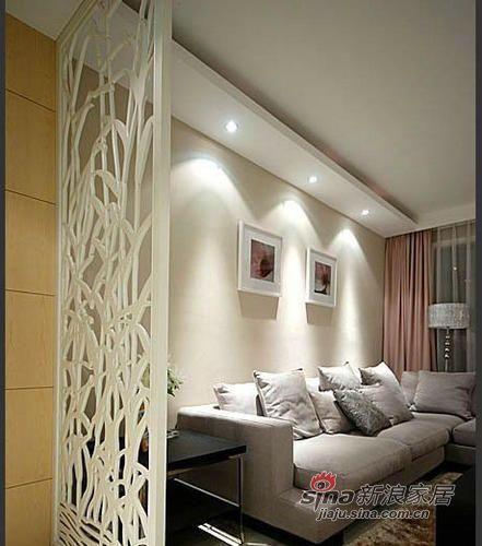简约 三居 客厅图片来自用户2738093703在7万装修95平浪漫简约3居74的分享