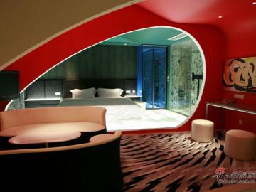 现代艺术设计酒店23