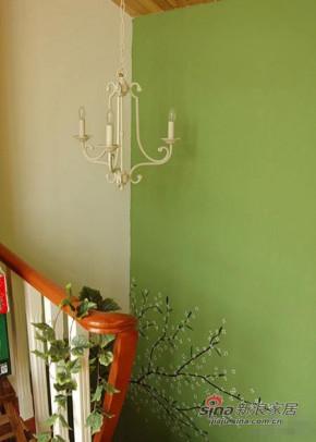 田园 复式 楼梯 白领 阁楼 小清新图片来自用户2737946093在超赞的日式田园小阁楼47的分享