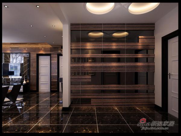 天津 远洋城120平米古典中式三居