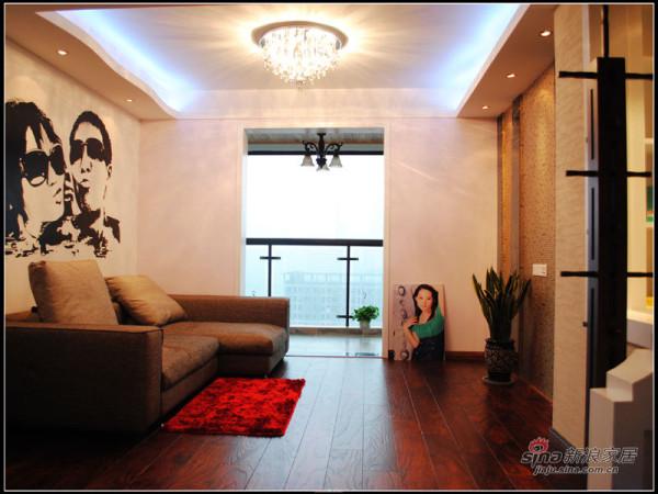 锦江明珠国际现代简约图客厅