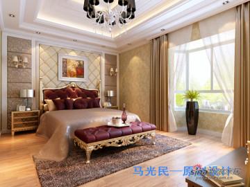 280平欧式奢华三层别墅设计48