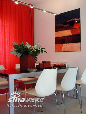 简约 二居 餐厅图片来自用户2739081033在时尚温馨小屋一82的分享