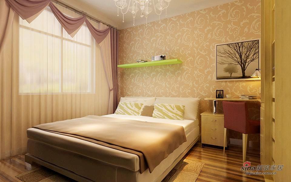 简约 三居 卧室图片来自用户2737735823在我的专辑355715的分享