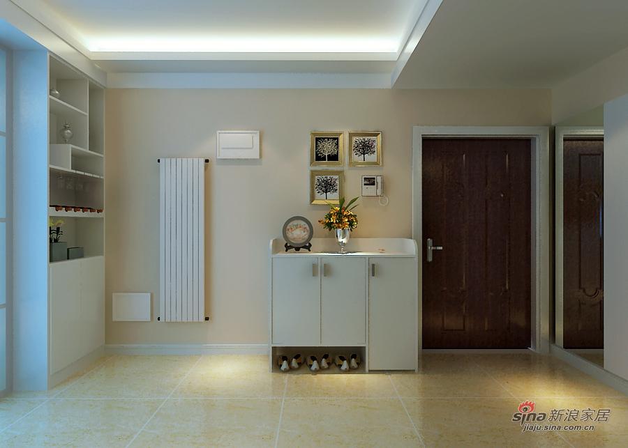 其他 四居 客厅图片来自用户2557963305在实用简洁四居室婚房55的分享