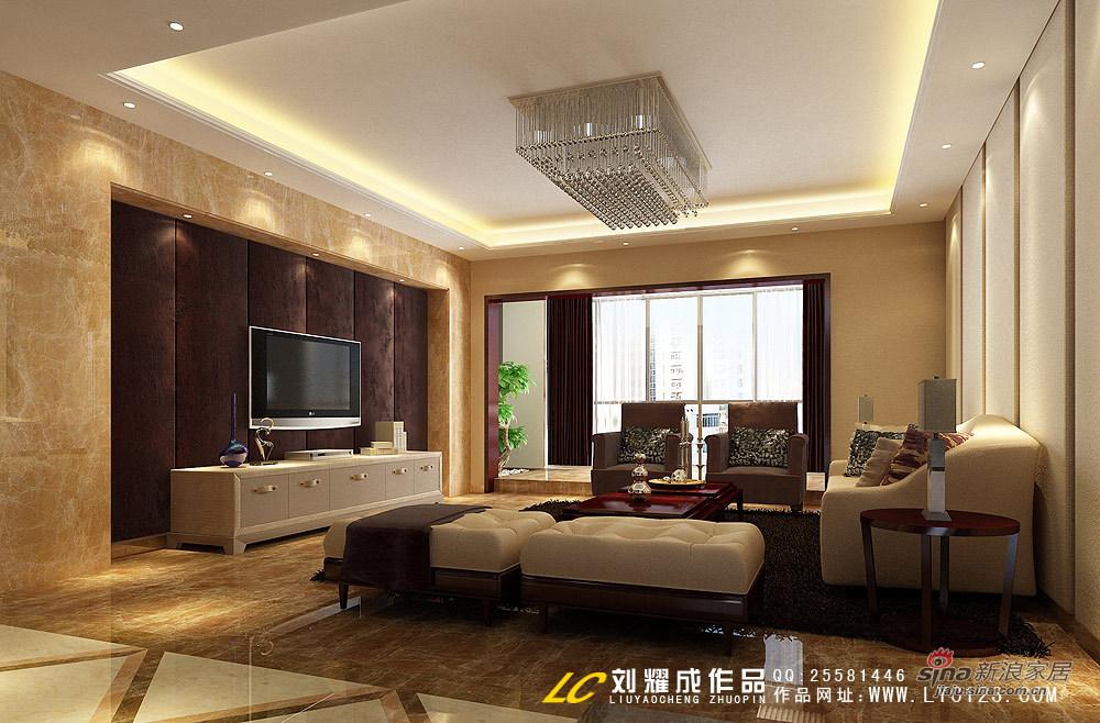 简约 四居 客厅图片来自用户2738093703在男人四十之成功本色56的分享