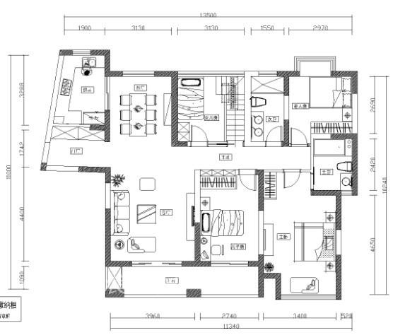 其他 别墅 客厅图片来自用户2737948467在苏州龙发装饰典藏别墅案例二63的分享