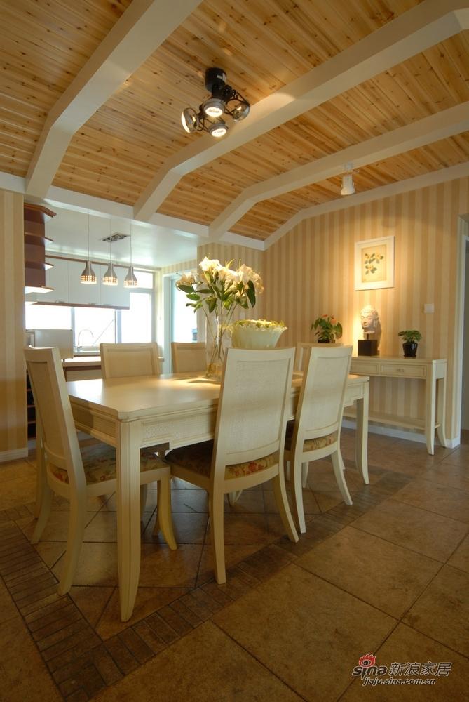 田园 三居 餐厅图片来自用户2737946093在【多图】田园风格17的分享