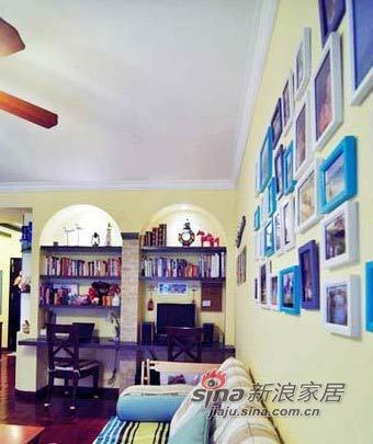 地中海 一居 客厅图片来自用户2756243717在文艺夫妻的70平浪漫地中海56的分享