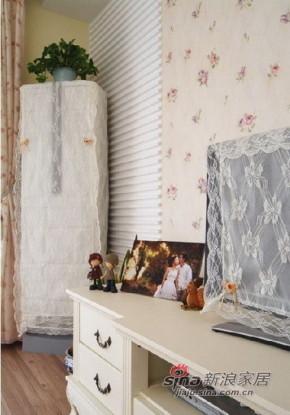 简约 其他 卧室 白领 唯美 温馨 背景墙图片来自用户2557006183在7.6万梦幻田园温馨婚房3居70的分享