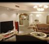 23万地中海风格打造210平米白领公寓63