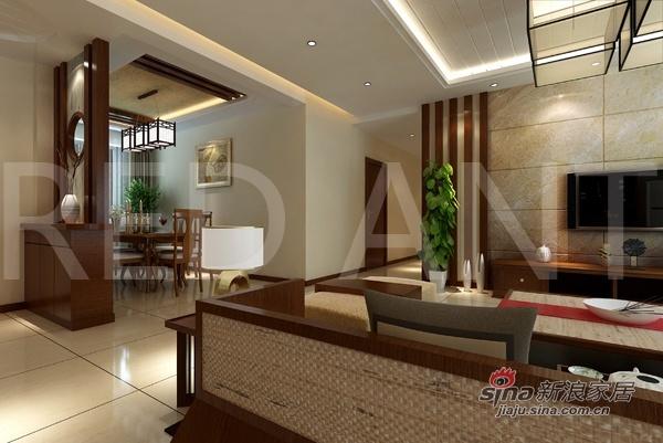 简约 三居 客厅图片来自用户2739153147在15万搭配130平精装观湖寓所19的分享