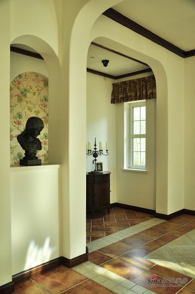 新古典 别墅 玄关图片来自用户1907701233在10W西式古典别墅装修设计10的分享