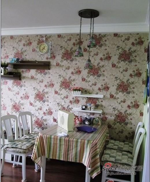 田园 二居 客厅图片来自用户2737791853在田园2居打造80后温馨蜗居65的分享
