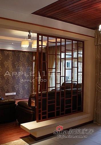 其他 三居 客厅图片来自用户2558746857在当传统走进现实 檀香山家装实景28的分享