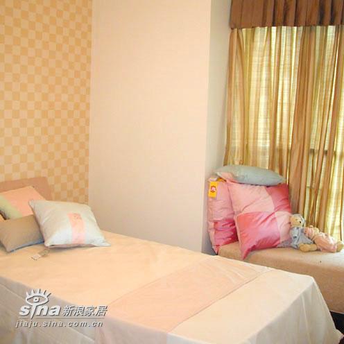 简约 别墅 卧室图片来自用户2737735823在上海奥林匹克花园63的分享