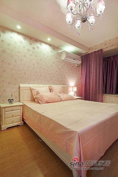 此外,除客厅外,在居室的各个房间,设计师