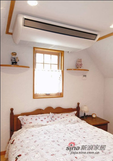 田园 二居 卧室图片来自用户2557006183在8万全包翻新72平二居室72的分享