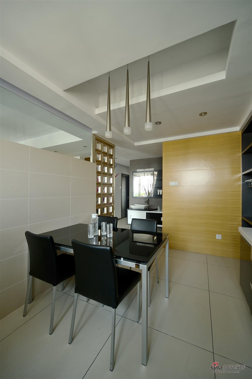 简约 四居 餐厅图片来自用户2737759857在山语城(172平米)现代简约设计案例19的分享