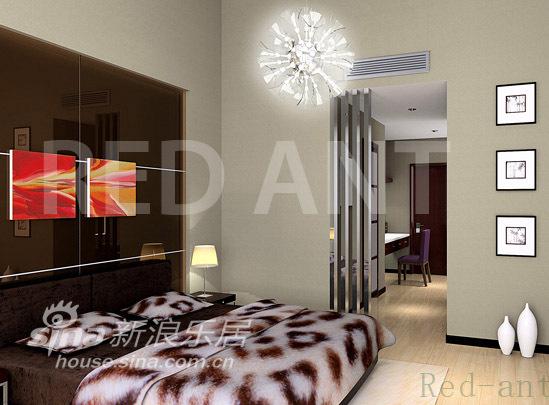 简约 别墅 卧室图片来自用户2745807237在绝色倾城 彰显当代时尚52的分享
