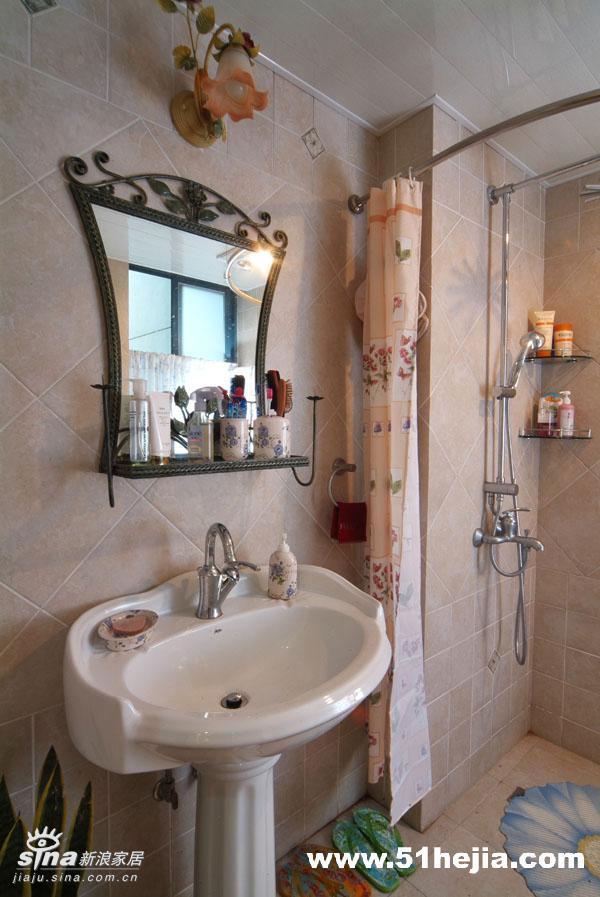 欧式 二居 卫生间图片来自用户2746953981在我家的梦幻田园SHOW24的分享