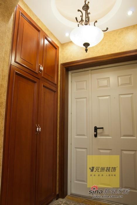 欧式 别墅 其他图片来自用户2745758987在270平米旭辉十九城邦联排别墅欧式风格46的分享
