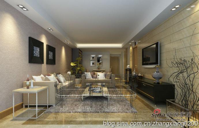 简约 二居 客厅图片来自用户2739153147在6.9万打造莱茵时尚简约雅居68的分享