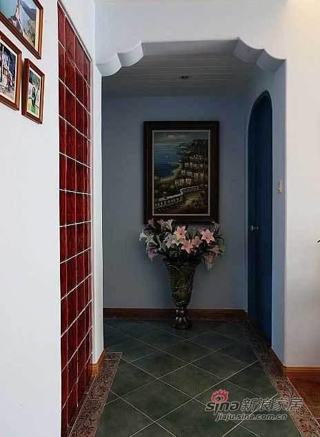 欧式 其他 客厅图片来自用户2557013183在带入户花园180平地中海自然田园风豪宅89的分享