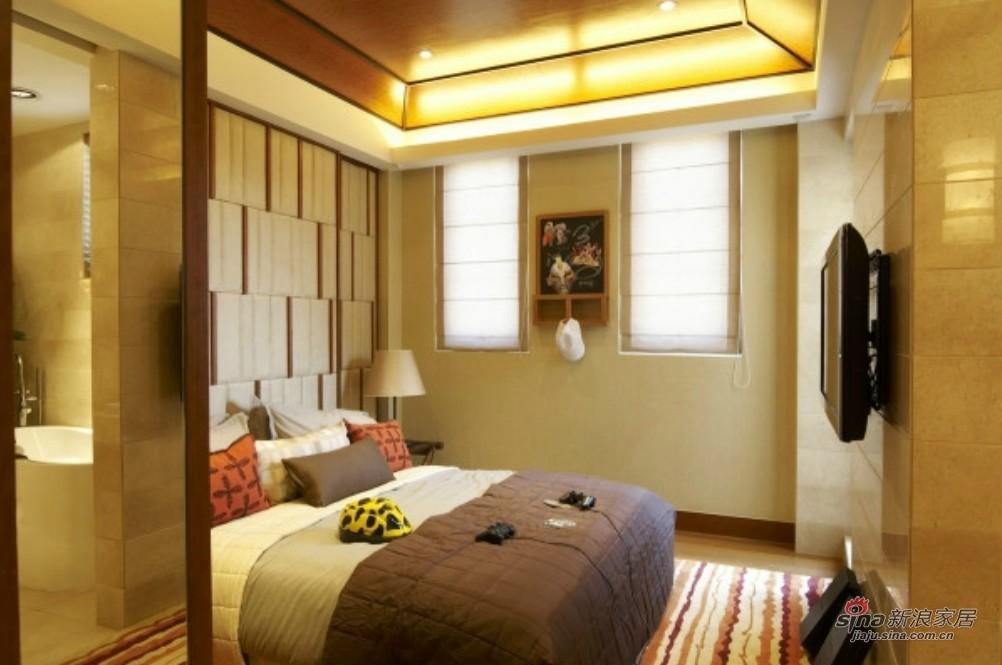 其他 别墅 卧室图片来自用户2558746857在实景图泰式200平复式别墅83的分享