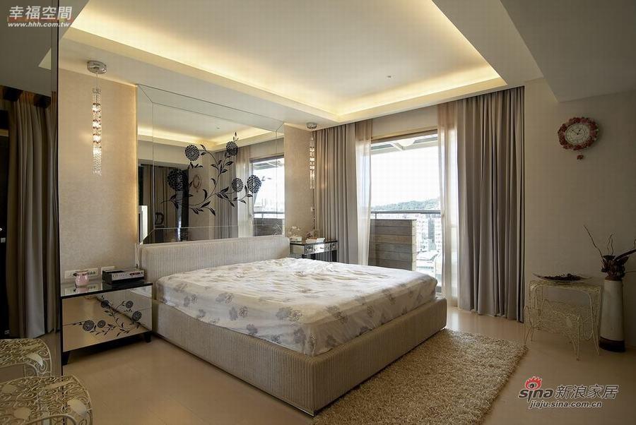 其他 四居 卧室图片来自幸福空间在297平的低调奢华 展现光影的流转88的分享