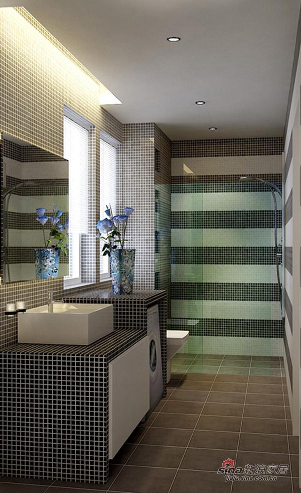 简约 一居 卫生间图片来自用户2738820801在4.9万元演绎风采独特的两居室50的分享