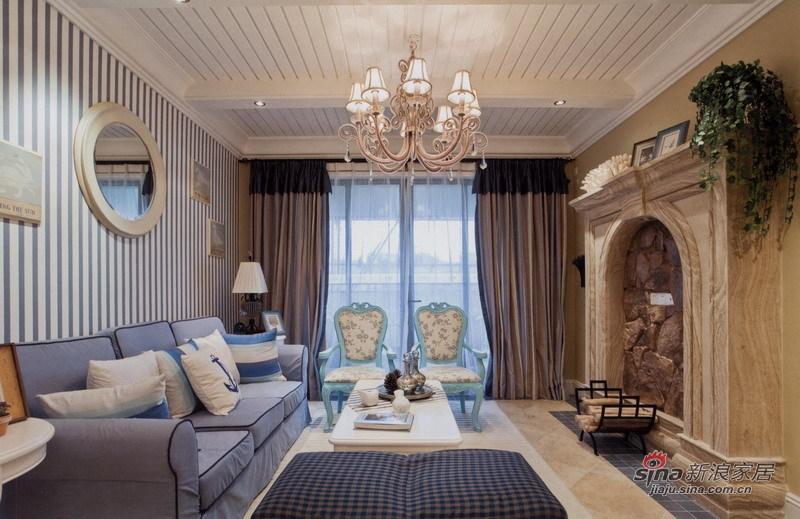 地中海 二居 客厅图片来自用户2757320995在我的专辑963206的分享