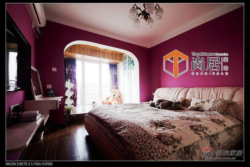 田园 三居 卧室图片来自用户2737791853在春日序曲 ——濮家媛作品集53的分享