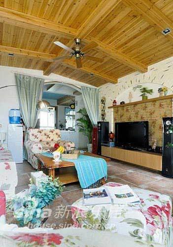 地中海 别墅 客厅图片来自用户2756243717在欧式古典风格-马可波罗26的分享