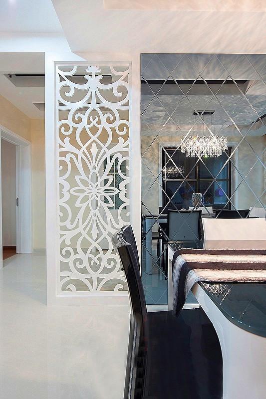 简约 二居 餐厅图片来自用户2737782783在80后6.6万装90平时尚简约两居室86的分享