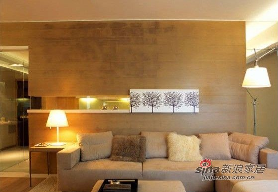 欧式 复式 客厅图片来自用户2745758987在顺天黄金海岸现代简约91的分享