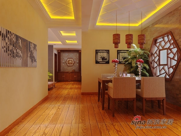 简约 一居 餐厅图片来自用户2558728947在大马庄园的精彩演绎53的分享