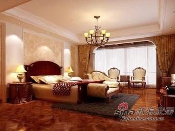 150平方简欧风格四居室设计37