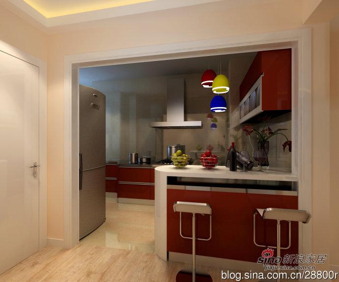 简约 二居 厨房图片来自用户2737782783在我的专辑830178的分享