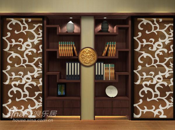 儿童房-1书柜方案