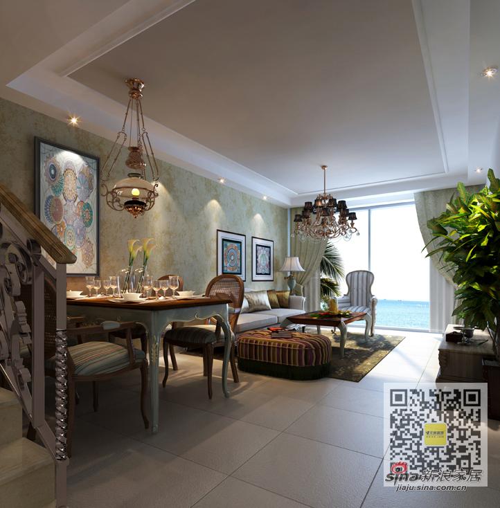 简约 三居 餐厅图片来自用户2557010253在尚城国际现代简约三居室99的分享