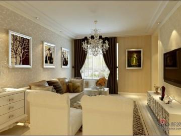 卢浮公馆欧式新古典最新设计方案43