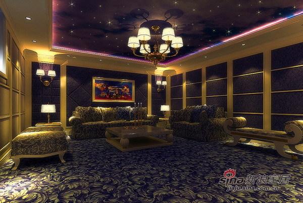 简约 别墅 客厅图片来自用户2559456651在怀柔600平简欧别墅设计84的分享