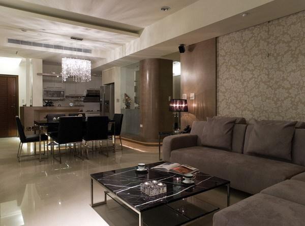 欧式 三居 客厅图片来自用户2557013183在【高清】省钱巧装100平欧式奢华美家70的分享