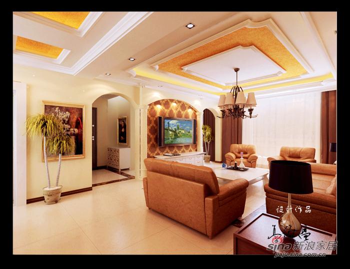 欧式 三居 客厅图片来自用户2557013183在我的专辑850213的分享