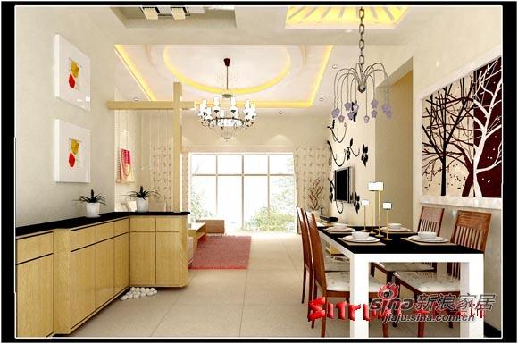 简约 三居 厨房图片来自用户2745807237在简洁、温馨的三居室85的分享