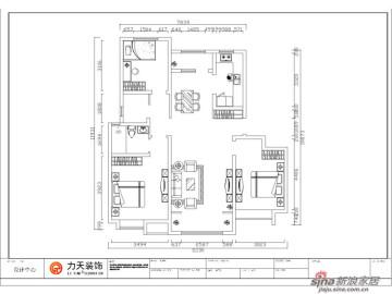 保利香颂湖洋房C1户型-3室2厅115㎡-现代简约26